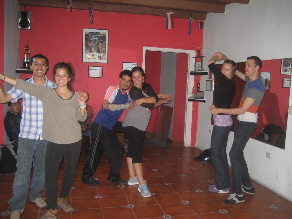 SISAI salsa dancing classes